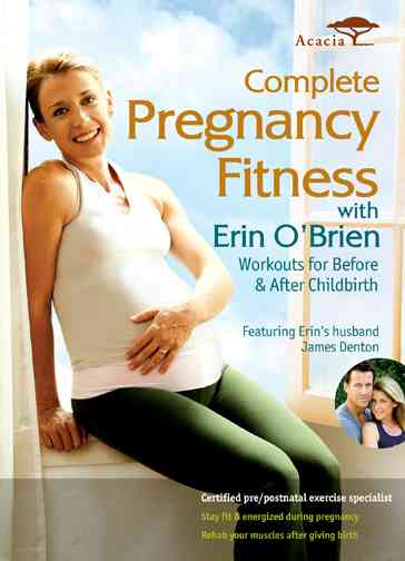 COMPLETE PREGNANCY FITNESS BY O'BRIEN,ERIN (DVD)
