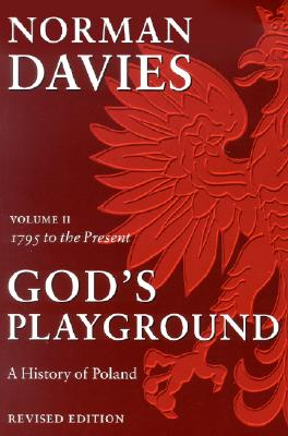 God's Playground By Davies, Norman